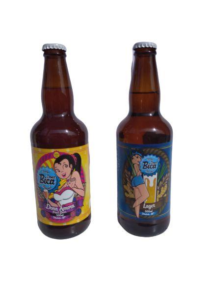 Cerveja Artesanal Dona Bica