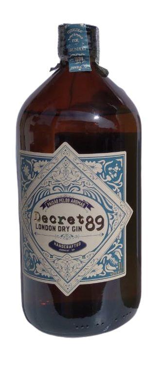 Gin Decret 89 - Brunholi