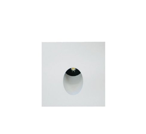 BALIZADOR DE PAREDE/TETO LED 0,75W 80lm 2700K BIVOLT - 3961C-S
