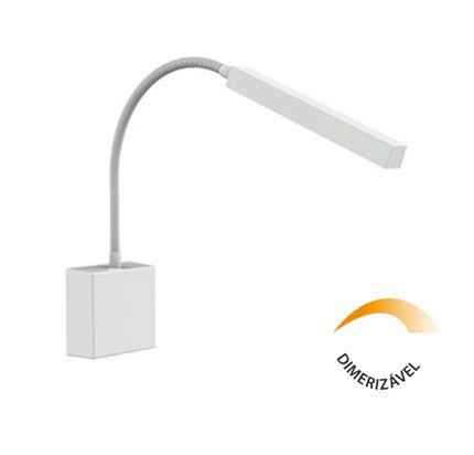 ARANDELA LEITURA LED 2W USB TOUCH DIMERIZAVEL- SNAKE 4146-WW