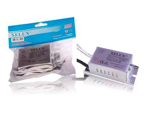 Transformador Eletrônico 50W 12/127V - Xelux