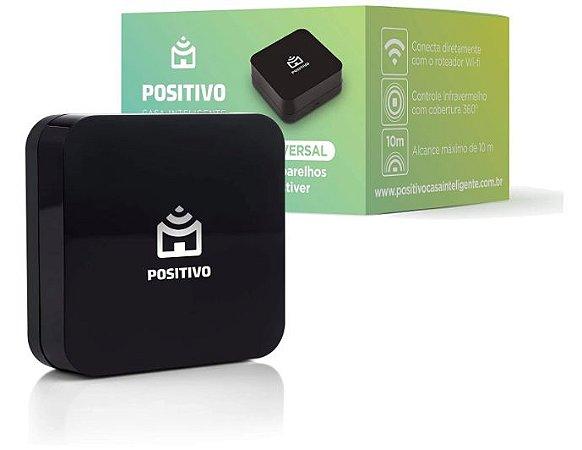 Smart Controle Universal com Alexa Positivo Casa Inteligente