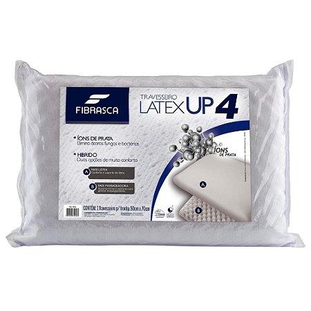 Travesseiro Látex UP4 - Fibrasca 4206