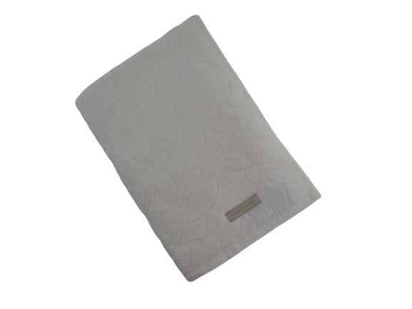 Toalha de Banho Mosaico - Branca - Buddemeyer 1011