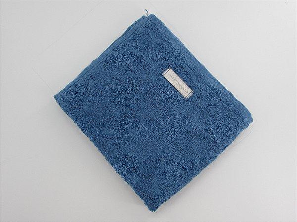 Toalha de Rosto Capadocia - Azul - Buddemeyer 1915