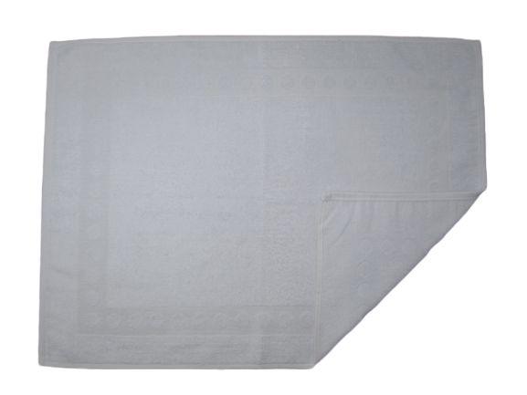 Toalha De Piso Para Banheiro - Branco - Olinda Têxtil