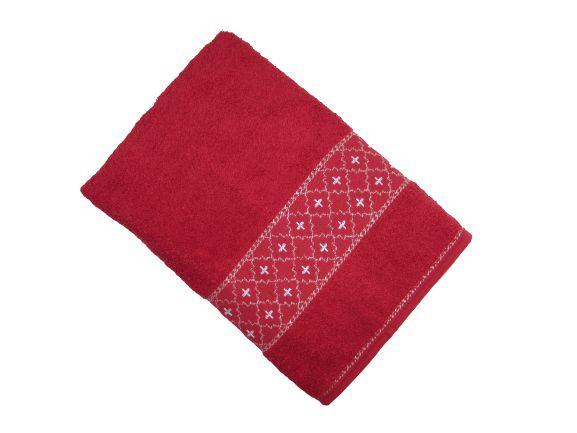 Toalha de Banho Verona - Batom - Olinda Têxtil