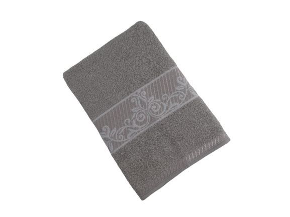 Toalha de Banho Scala - Prata - Olinda Têxtil
