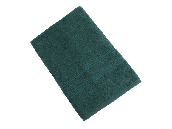 Toalha de Banho Eva - Verde Musgo - Olinda Têxtil