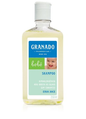 SHAMPOO ERVA-DOCE GRANADO