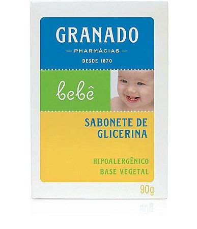 SABONETE DE GLICERINA BARRA GRANADO