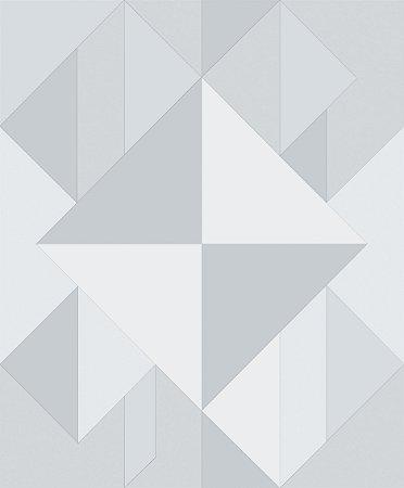 Papel De Parede Modern Maison MM558102 - 0,53cm x 10m