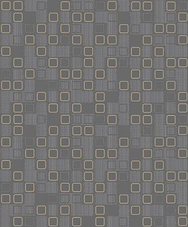 Papel De Parede Modern Maison MM557803 - 0,53cm x 10m