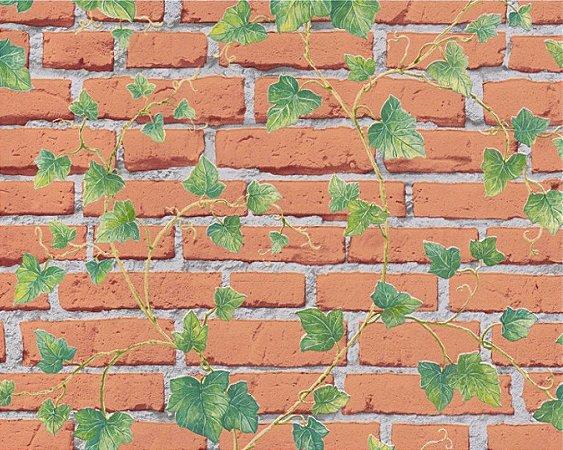 Papel de Parede Wood'n Stone 319422 - 0,53cm x 10,05m