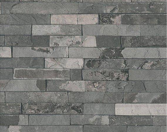 Papel de Parede Wood'n Stone 355824 - 0,53cm x 10,05m