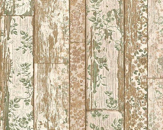 Papel de Parede Wood'n Stone 361192 - 0,53cm x 10,05m