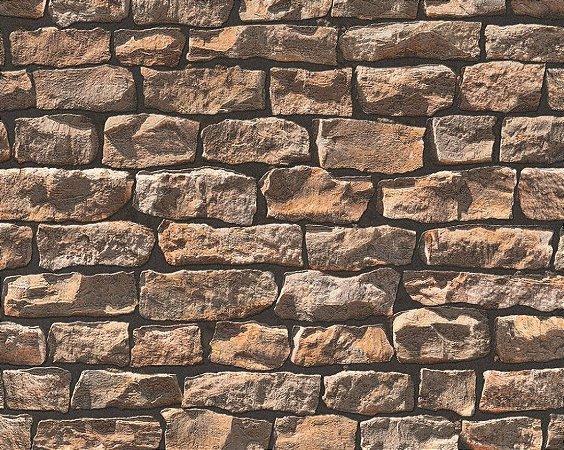 Papel de Parede Wood'n Stone 907912 - 0,53cm x 10,05m