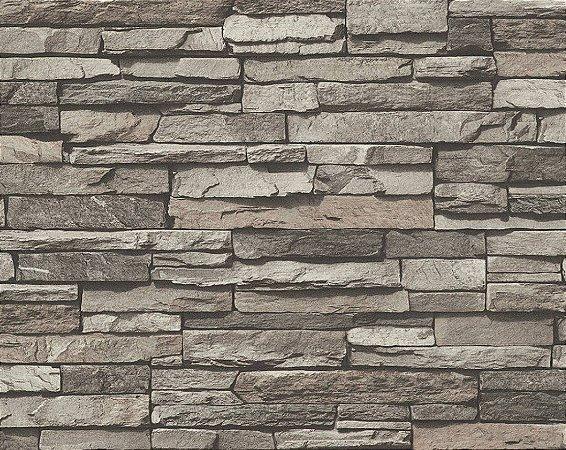 Papel de Parede Wood'n Stone 958331 - 0,53cm x 10,05m