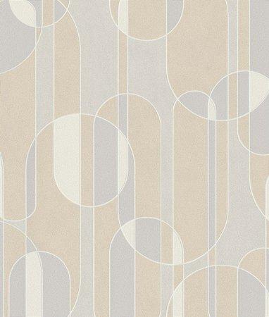 Papel de Parede Milano 220221 - 0,53cm x 10m