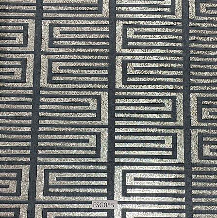 Papel De Parede Famous Scene FSG055 - 0,53cm x 10m