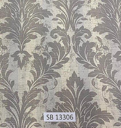 Papel De Parede Saint Baroque 13306 - 0,53cm X 10m