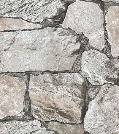 Papel de Parede Roll In Stones J95509 - 0,53cm x 10m