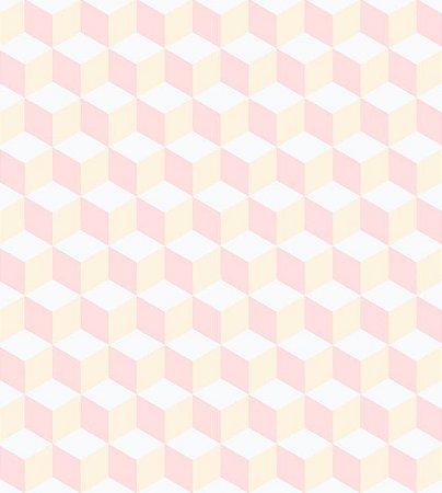 Papel De Parede Brincar 3643 - 0,53cm x 10m