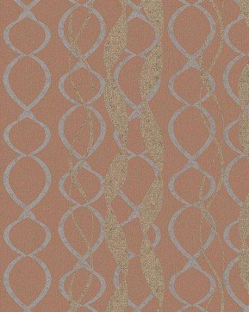 Papel de Parede Lavie 58120 - 0,53cm x 10m