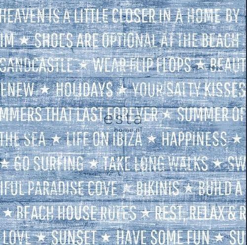 Papel de Parede Cabana 148643 - 0,53cm x 10m