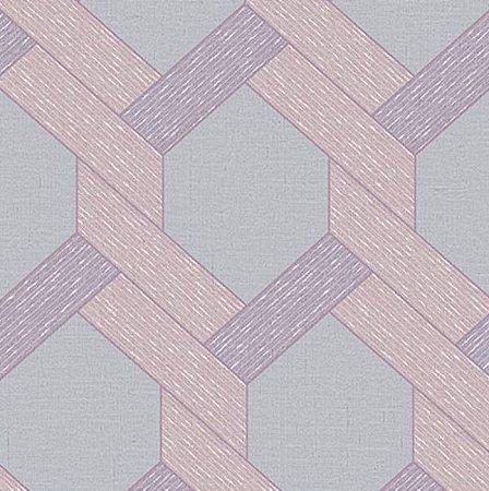 Papel de Parede Yoyo YY221804R - 0,53cm x 10m
