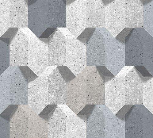Papel de Parede Reflets L779-01 - 0,53cm x 10m