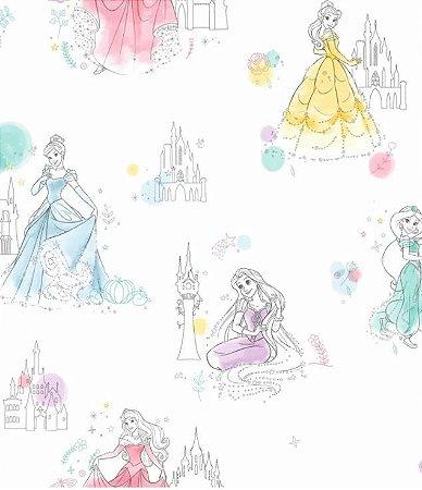 Papel de Parede Disney DI0968 - 0,53cm x 10m