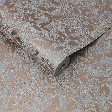 Papel de Parede Lancaster 106402 - 0,53cm x 10m