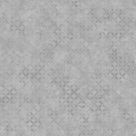 Papel de Parede Hexagone L576-09 - 0,53cm x 10m
