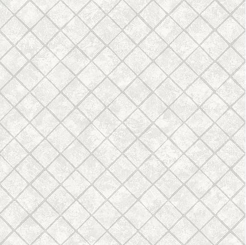 Papel de Parede Hexagone L449-00- 0,53cm x 10m