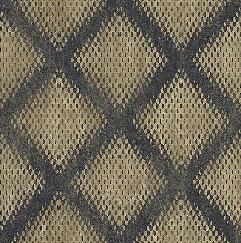 Papel de Parede Hexagone L600-02 - 0,53cm x 10m