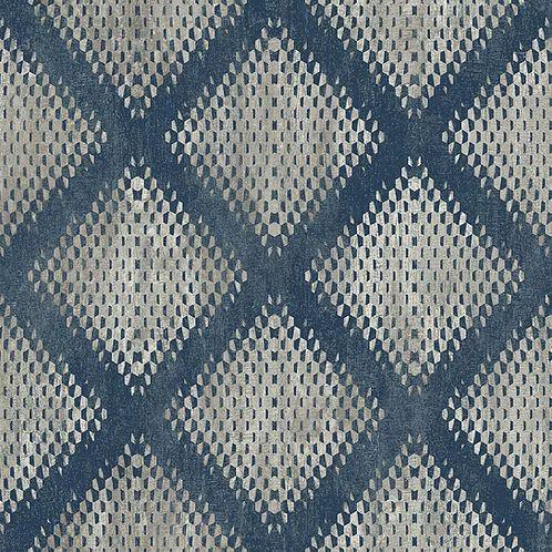 Papel de Parede Hexagone L600-01 - 0,53cm x 10m