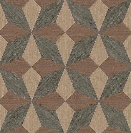 Papel de Parede Blackburn 25303 - 0,53cm x 10m
