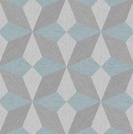 Papel de Parede Blackburn 25304 - 0,53cm x 10m