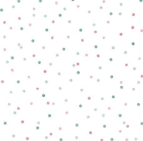 Papel de Parede Let's Play 139049 - 0,53cm x 10m