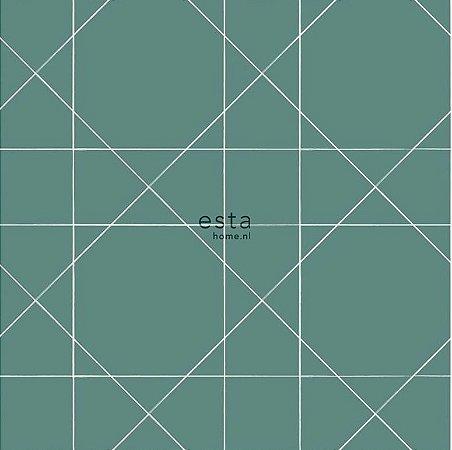 Papel de Parede Scandi Cool 139092 - 0,53cm x 10m