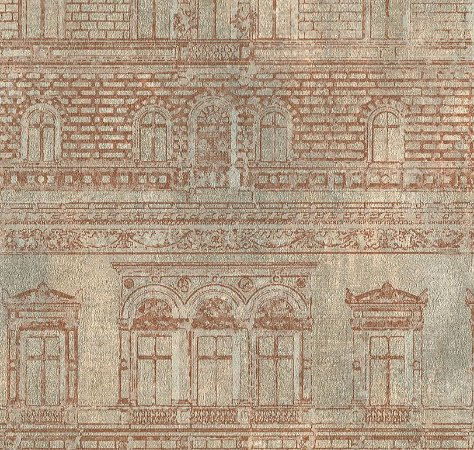 Papel de Parede Loft 22273 - 0,53cm x 10m