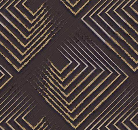 Papel de Parede Modern Art 881374 - 1,06m x 15,6m