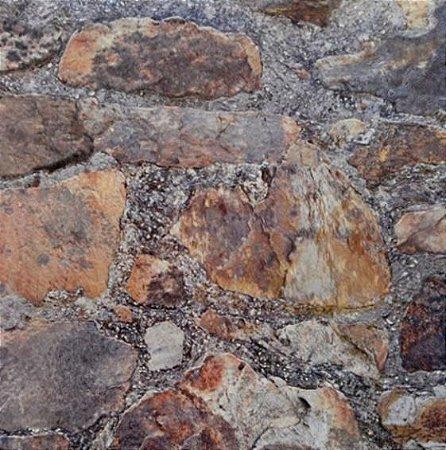 Papel de Parede Rustic Country PA130903 - 0,53cm x 10m
