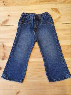 Calça jeans - Wrangler 2 anos