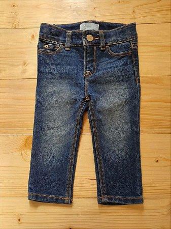 Calça jeans skinny - GAP 12 meses