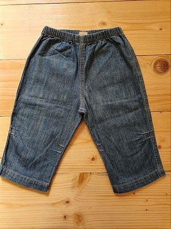 Calça jeans - Green 9 meses
