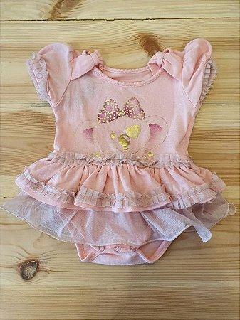 Body vestido  - Lilica Ripilica 3-6 meses