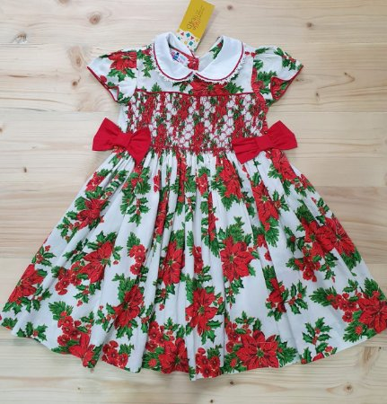 Vestido festa floral - Madu Kids 2 anos