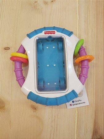 Brinquedo capa para Iphone colorida - Fisher Price